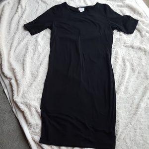 LLR black dress